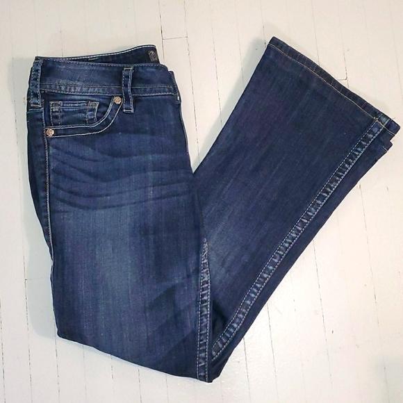 Silver jeans Suki mid rise bootcut waist 30 leg 29